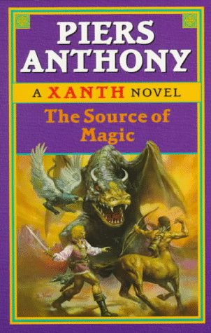 The Source of Magic (Xanth Vol.2)