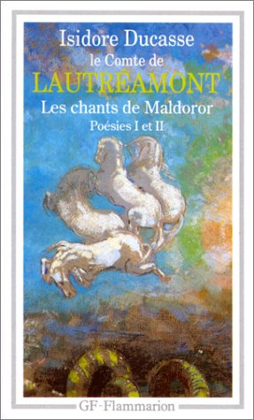 Les Chants De Maldoror by Isidore Ducasse