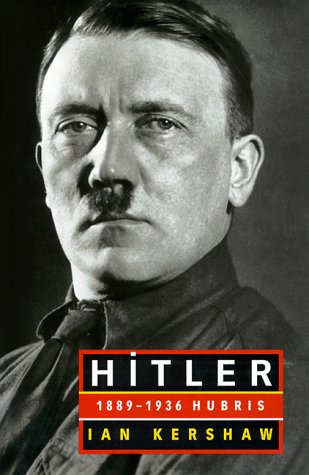 Hitler 1889-1936 by Ian Kershaw