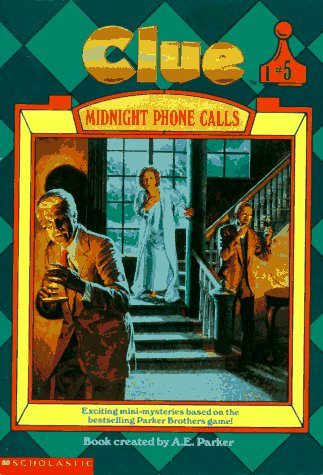 Midnight Phone Calls by A.E. Parker