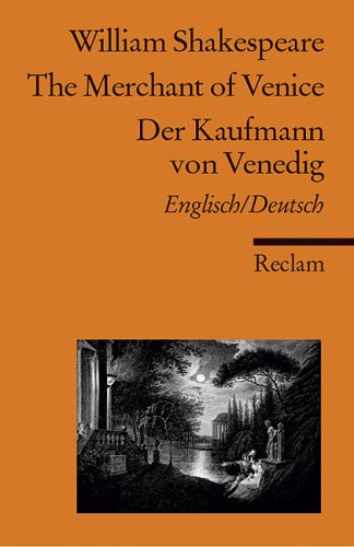 Der Kaufmann Von Venedig / The Merchant Of Venice by William Shakespeare