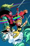Spider-Man and Power Pack: Big-city Super Heroes (Spiderman): Big-city Super Heroes (Spiderman)