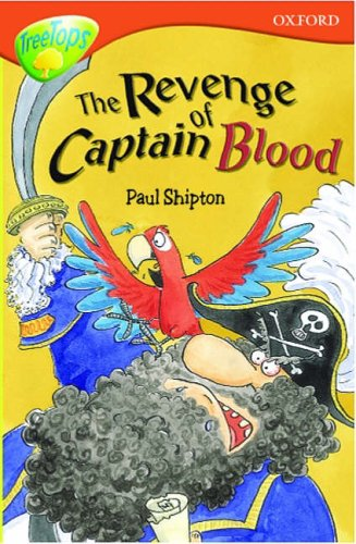 The Revenge of Captain Blood by Paul Shipton