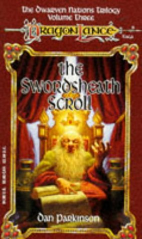 The Swordsheath Scroll by Dan Parkinson