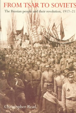 from tsar to soviets the russian people and their