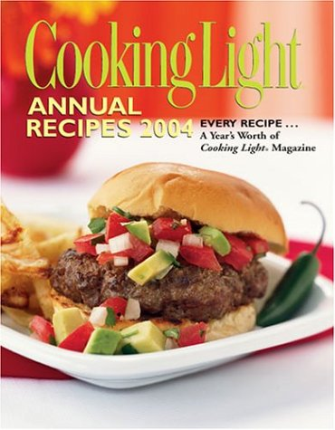 Cooking Light Annual Recipes 2004 by Heather Averett