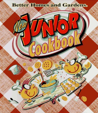 Better Homes And Gardens New Junior Cookbook By Better