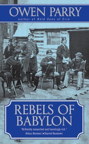 Rebels of Babylon by Owen Parry