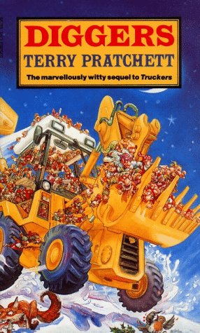 Diggers by Terry Pratchett