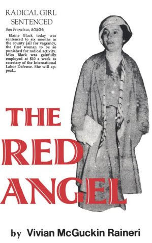 The Red Angel by Vivian McGuckin Raineri