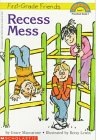 First Grade Friends: Recess Mess (level 1)