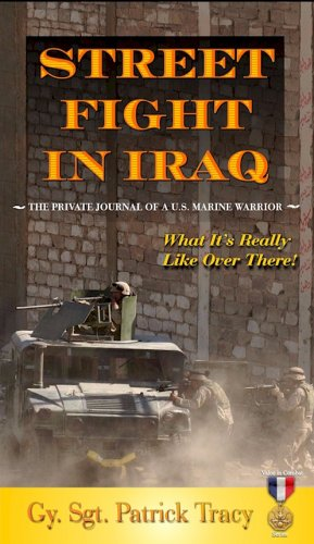 Street Fight In Iraq by Patrick Tracy