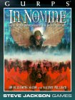 GURPS In Nomine: Earth is the Battleground for Heaven and Hell