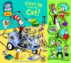 Clean Up With the Cat!