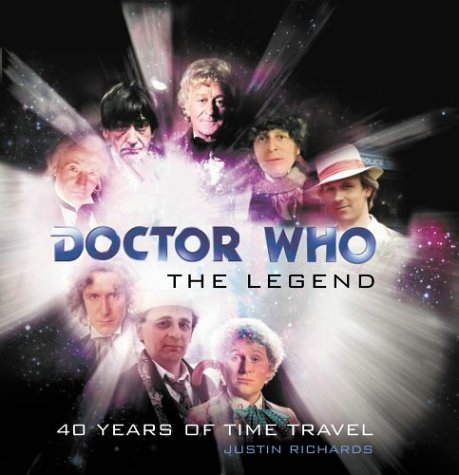 Doctor Who: The Legend: 40 Years of Time Travel