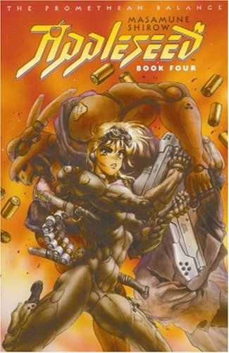 Appleseed #4 by Masamune Shirow