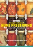 Complete Book Of Home Preserving