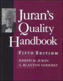 Juran's Quality Handbook (Mc Graw Hill International Editions: Industrial Engineering Series)