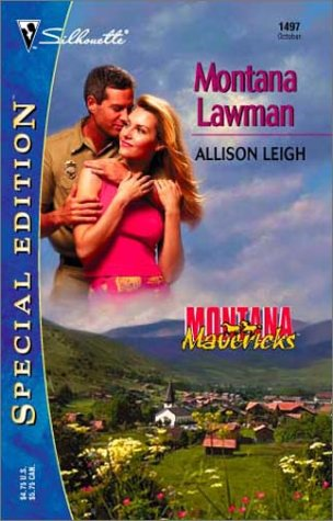 Montana Lawman by Allison Leigh