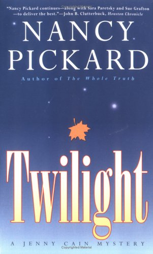 Twilight by Nancy Pickard