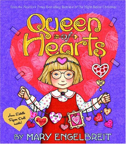 Queen of Hearts (Ann Estelle Stories) by Mary Engelbreit