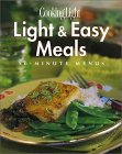 Light and Easy Menus: Cooking Light