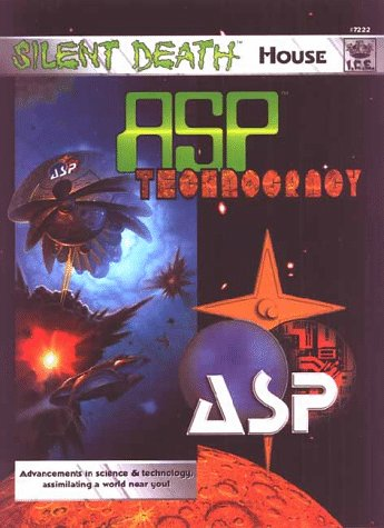 Asp Technocracy by Scott Sigler