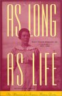 As Long as Life: The Memoirs of a Frontier Woman Doctor, Mary Canaga Rowland, 1873-1966