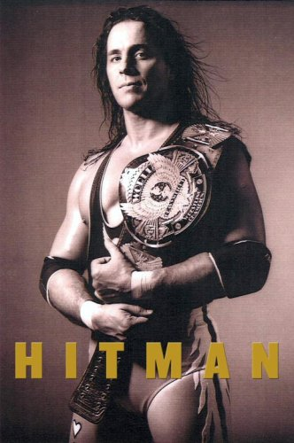 Hitman by Bret Hart