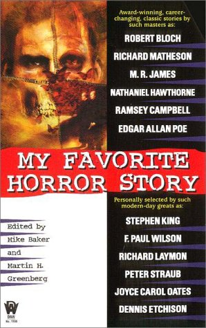 My Favorite Horror Story by Mike Baker