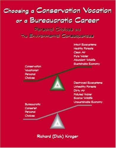 Choosing a Conservation Vocation or a Bureaucratic Career: Your Personal Choices and the Environmental Consequences