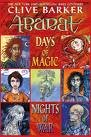 Days of Magic, Nights of War (Abarat, #2)