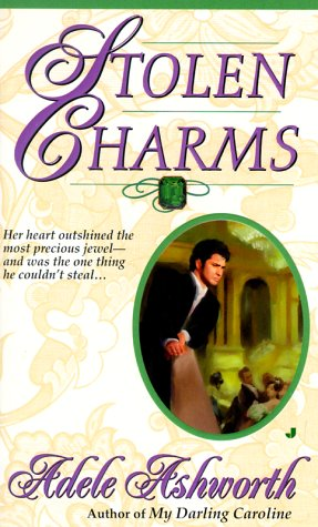 Stolen Charms (Winter Garden, #1)
