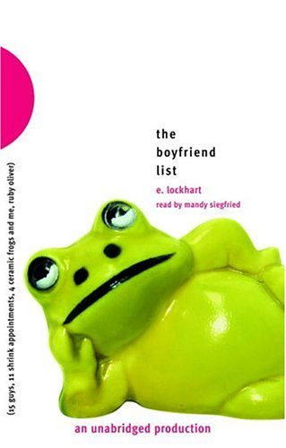 The Boyfriend List by E. Lockheart