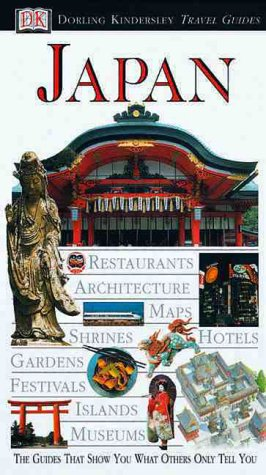 Eyewitness Travel Guide to Japan by John Hart Benson