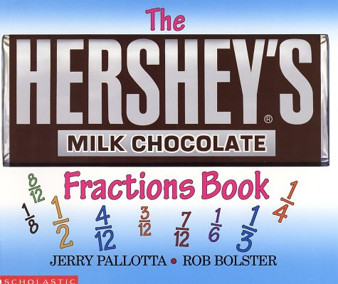 Hershey's Fractions by Jerry Pallotta