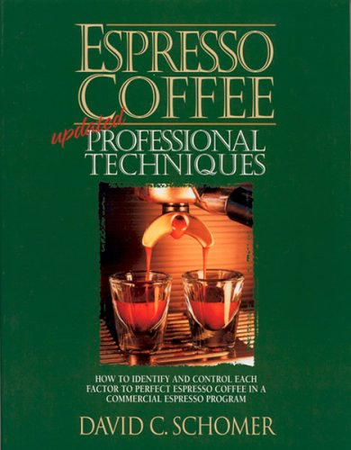 Espresso Coffee by David C. Schomer