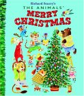 The Animals' Merry Christmas (Giant Golden Books)