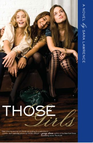 Those Girls (Jinx, #1)