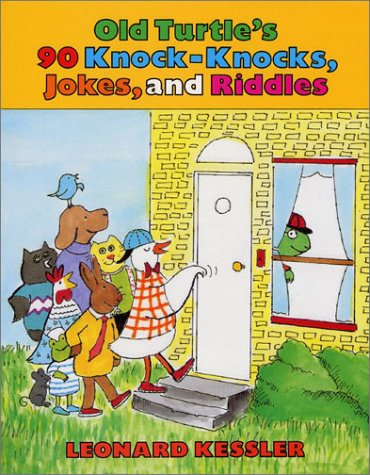 Old Turtle's 90 Knock-Knocks, Jokes, and Riddles by Leonard Kessler
