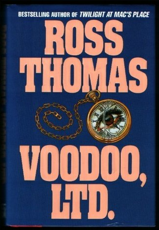 Voodoo, Ltd by Ross Thomas