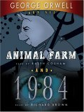 Animal Farm/1984 Boxed Set