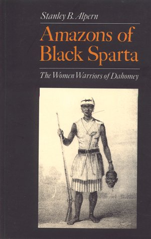 Amazons of Black Sparta by Stanley B. Alpern