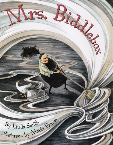 Mrs. Biddlebox by Linda    Smith