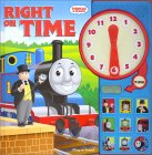 Right On Time (Thomas The Tank Engine: Interactive Sound Book)