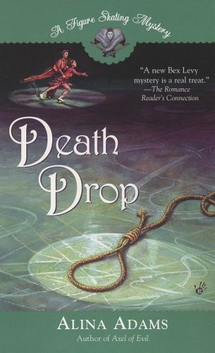 Death Drop (A Figure Skating Mystery, #4)