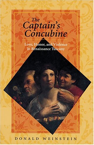 The Captain's Concubine by Donald Weinstein