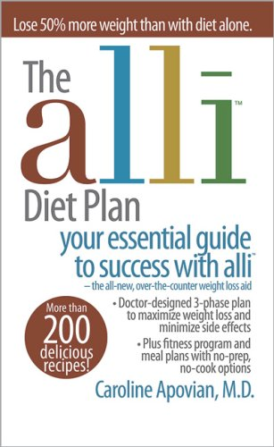 The Alli Diet Plan by Caroline M. Apovian