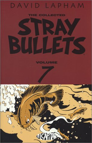 Stray Bullets, Vol. 7 by David Lapham