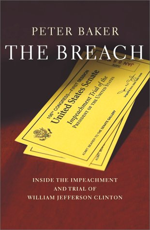 The Breach by Peter Baker